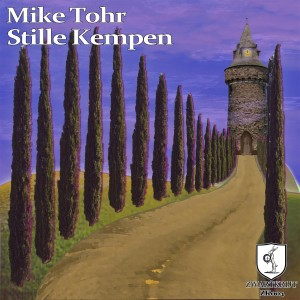 Stille Kempen - Mike Tohr ( Zwartkrijt 2014) - cover
