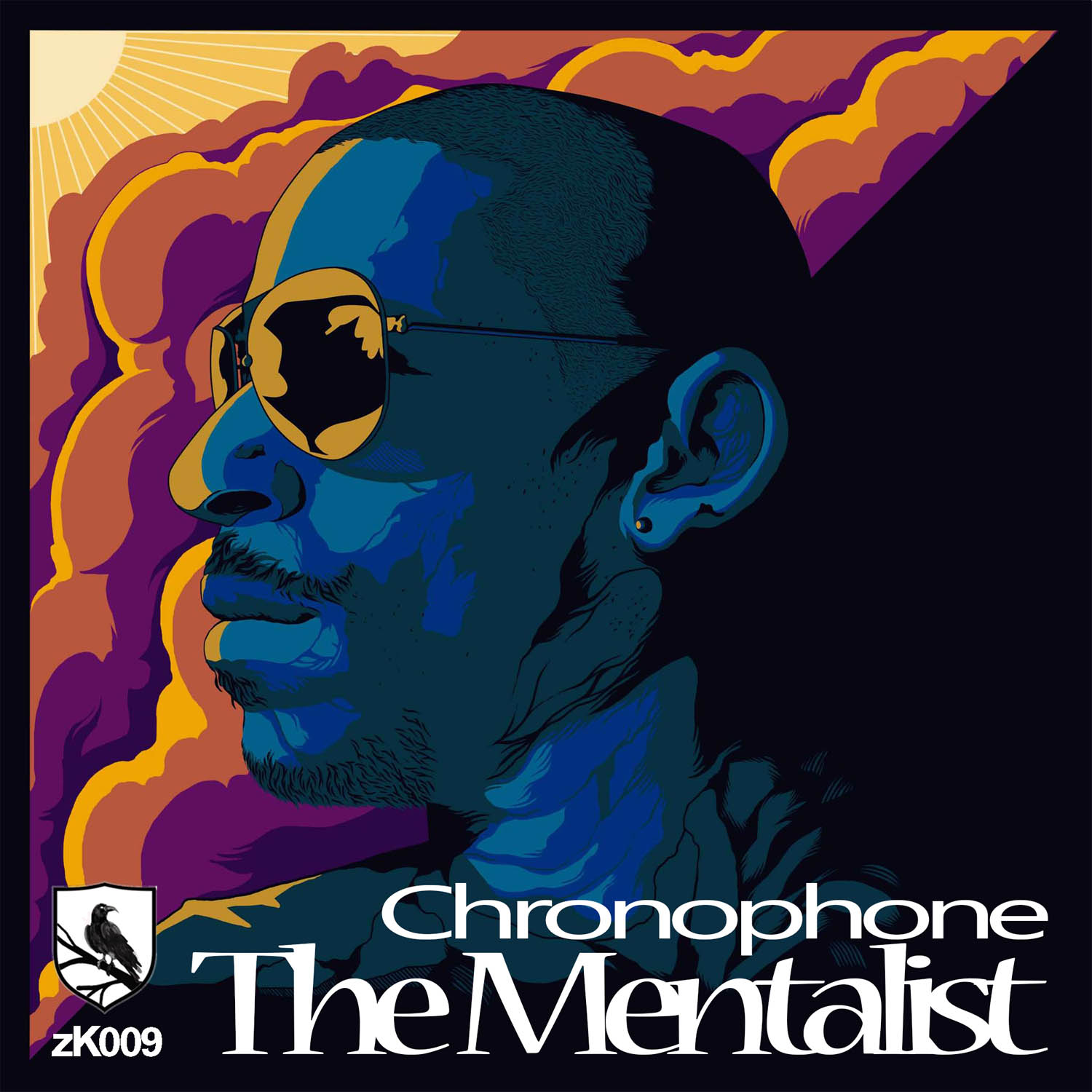ZK 009 Official Release The Mentalist EP - Chronophone